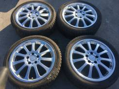 225/45 R18 Dunlop WM01 литые диски 5х114.3 (K15-1801)