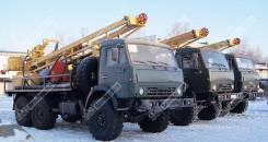 ПромБурАвто. Буровая установка урб-2Д3, 5 000кг. Под заказ
