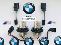 Ангельские глазки. BMW 7-Series, E65, E66, E67 BMW 6-Series, E63, E64 BMW 5-Series, E39, E60, E61 BMW X5, E53 Двигатели: M54B30, M57D30TU, M62B44TU, N...