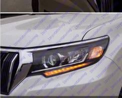 Фара. Toyota Land Cruiser Prado, GDJ150L, GRJ150L, SUV, TRJ12