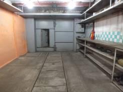 Гаражи капитальные. улица Добровольского 37, р-н Тихая, 24кв.м., электричество, подвал. Вид изнутри