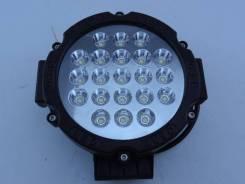 Фара светодиодная серии CH030-63W Универсальная черная 21 диод