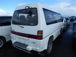 Дверь багажника. Mitsubishi Delica, P25V, P25W, P35W Двигатель 4D56