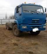 КамАЗ 43118 Сайгак. Продается седельный тягач Камаз 43118, 12 000куб. см., 21 600кг., 6x6