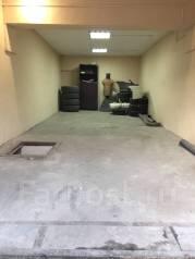 Гаражи кооперативные. улица Добровольского 33, р-н Тихая, 39кв.м., электричество, подвал. Вид изнутри