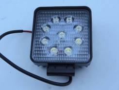 Фара универсальная светодиодная серии CH006-27w 9 диодов