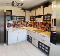 Кухня дизайн-проект, портфолио. Тип объекта частная квартира, срок выполнения неделя