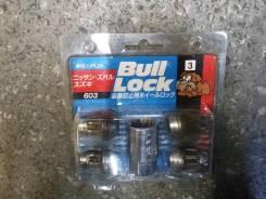 Гайка на колесо. Bull Subaru