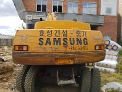 Samsung. Продам колесный экскаватор , 1,20куб. м.