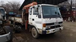 Isuzu Forward. Продается грузовик с краном , 7 000куб. см., 5 000кг., 4x2