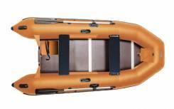 Наши лодки Патриот 360. 2018 год год, длина 3,60м., двигатель подвесной, 25,00л.с., бензин. Под заказ