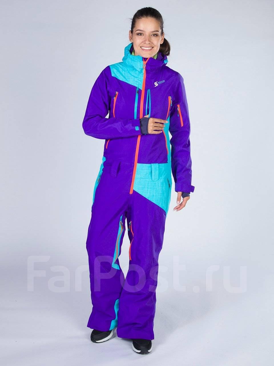3cadc6eafb5b Женские комбинезоны для лыж и сноуборда купить. Цены на новую и б у одежду.