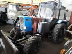 МТЗ 82. Продается трактор мтз 82 с эксковаторной установкой, 82 л.с.