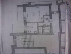 1-комнатная, улица Калинина 61. Центр, частное лицо, 30кв.м.