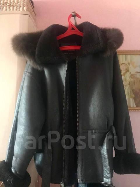 fb4027149c1 Куртка-пилот - Верхняя одежда в Хабаровске