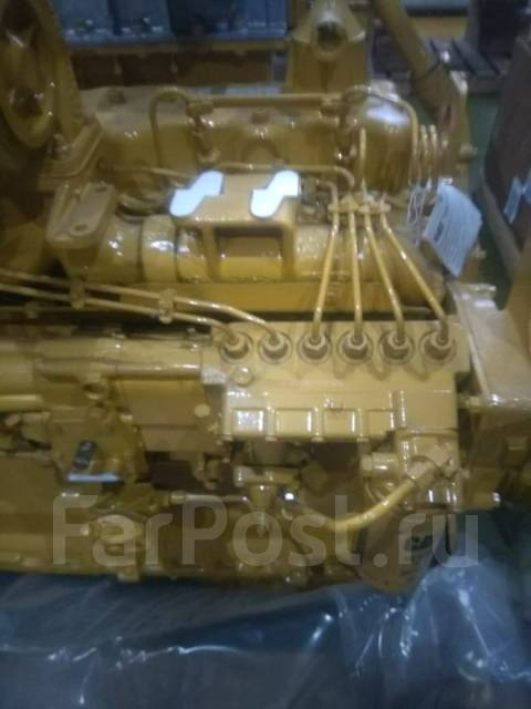 Двигатель в сборе. Caterpillar