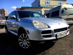 Porsche Cayenne. автомат, 4wd, 4.5 (340л.с.), бензин, 157 254тыс. км