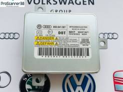 Блок ксенона. Volkswagen: Caddy, Passat, Jetta, Scirocco, Sharan, Tiguan, Passat CC, Polo, Touareg, Eos, Transporter, Touran, Golf Audi: A6 allroad qu...