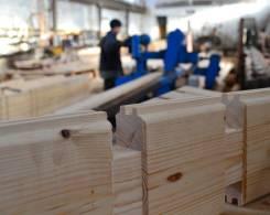 Производство и доставка домокомплектов Двойной Брус