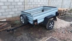КМЗ. Прицеп к легковому автомобилю Курган, 350кг.