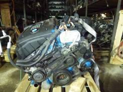 Двигатель в сборе. BMW 5-Series, E60 BMW 3-Series, E90, E90N BMW 7-Series, E65, E66 BMW X5, E70 Двигатель N52B30