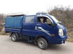 Kia Bongo III. Бортовой грузовик KIA Bongo III, 2 902куб. см., 800кг., 4x4