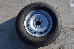 """Запасное колесо на Chevrolet Tahoe GMT400. 6.5x16"""" 6x139.70"""