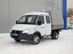 ГАЗ 330232. - бортовой тентованный грузовик покупка 08.02.2018г., 2 690куб. см., 1 360кг., 4x4