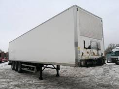 Montracon. Изотермический фургон 2007, 30 200кг.