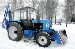 ЕлАЗ ЭО-2621 ЕМ. Экскаватор-бульдозер ЕлАЗ ЭО-2621Е