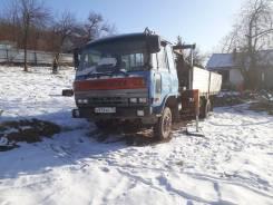 Nissan Diesel Condor. Продам грузовик с манипулятором., 6 900куб. см., 5 000кг., 4x2