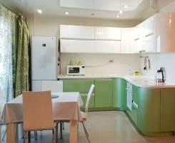 2-комнатная, улица Жигура 26. Третья рабочая, частное лицо, 50,0кв.м. Кухня