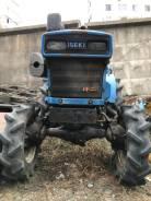 Iseki TX. Трактор -1500 4wd, 15 л.с.