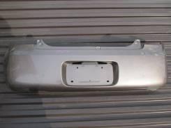 3587. Бампер задний Suzuki Alto Lapin HE22S