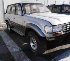 Toyota Land Cruiser. 81, 1HZ
