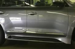 Накладка на боковую дверь. Lexus LX450d, VDJ201 Lexus LX570 Двигатель 1VDFTV