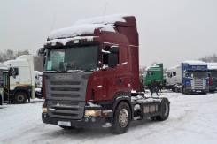 Scania R420. Седельный тягач , 11 705куб. см., 11 010кг., 4x2