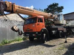 Аренда автокрана 25 тонн