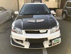 Mitsubishi Lancer Evolution. механика, 4wd, 2.0 (280л.с.), бензин, 61 000тыс. км, б/п, нет птс. Под заказ