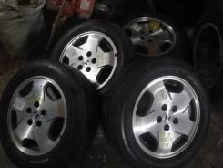 """Продам летние колеса 215/60-16 Bridgistoyne Nextry на дисках Honda. 6.5x16"""" 5x114.30 ET50 ЦО 67,0мм."""