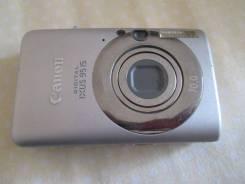 Canon Digital IXUS 95 IS. 10 - 14.9 Мп, зум: 3х