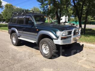 Toyota Land Cruiser. автомат, 4wd, 4.5 (208 л.с.), бензин, 122 000 тыс. км