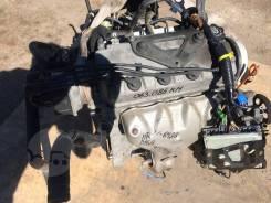Двигатель в сборе. Honda: CR-X del Sol, HR-V, Civic, Domani, Civic Ferio, Partner Двигатели: D16A, D16A6, D16A7, D16A8, D16A9