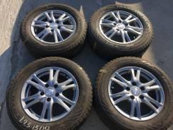 "195/65 R15 Toyo Tranpath MK4 литые диски 5х114.3 (K15-1708). 6.0x15"" 5x114.30 ET43"