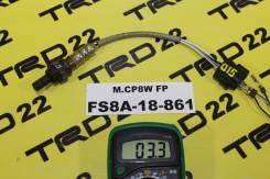 Датчик кислородный. Mazda Premacy, CP, CP19P, CP19S, CP8W, CPEW Mazda Familia, BJ3P, BJ5P, BJ5W, BJ8W, BJEP, BJFP, BJFW, YR46U15, YR46U35, ZR16U65, ZR...