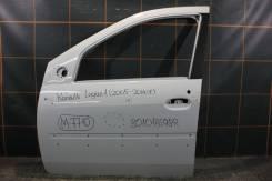Renault Logan 1 (2004-15гг) - Дверь передняя левая