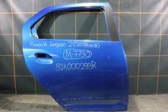 Renault Logan 2 (2014-н. в. ) - Дверь задняя правая