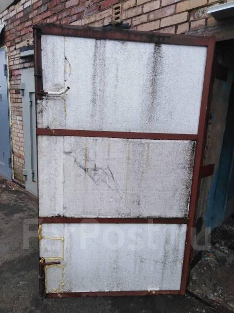 Гаражи капитальные. улица Добровольского 25, р-н Тихая, 23кв.м., электричество, подвал.