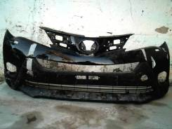 Передний бампер Toyota RAV4 CA40 2013-2015