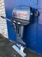 Yamaha. двигатель подвесной, 30,00л.с., бензин